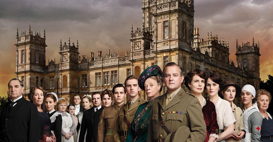 Wednesday: Downton Abbey