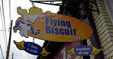 Local Recipe: The Flying Biscuit