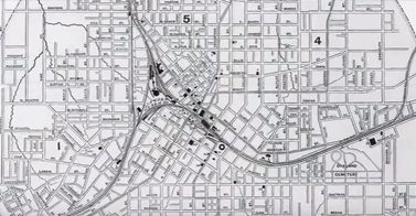The Origin of Atlanta's Streets