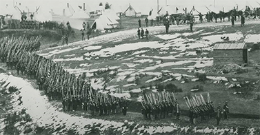 Sunday: The Civil War