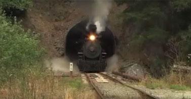 Thursday: Trains Around North America