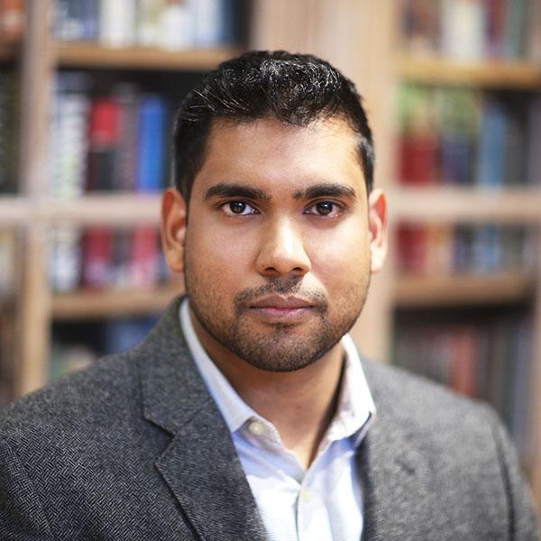 Dr. Michael Muthukrishna