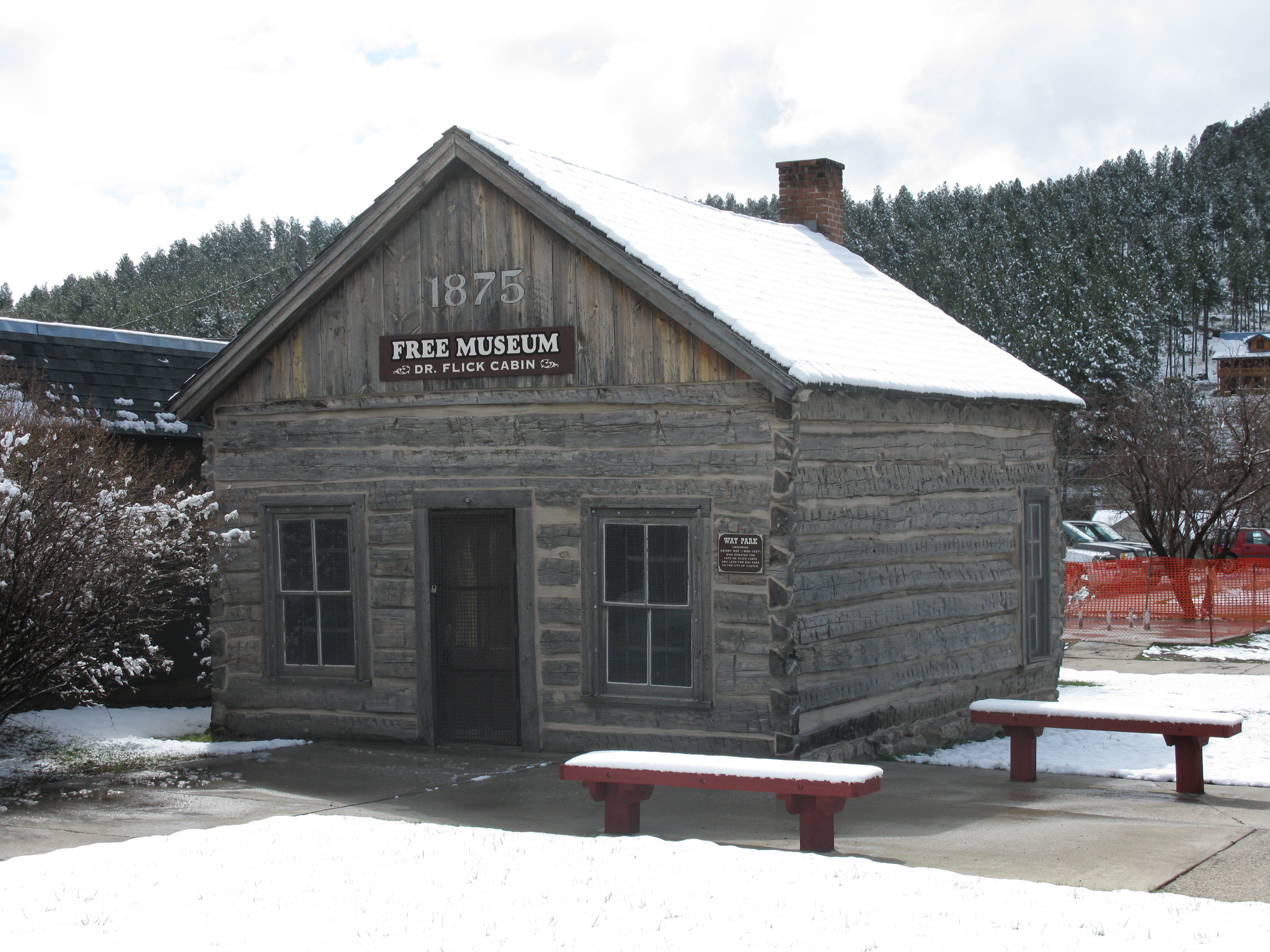 The Flick Cabin image