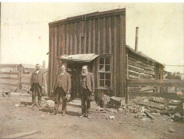 Flick Cabin image circa 1893