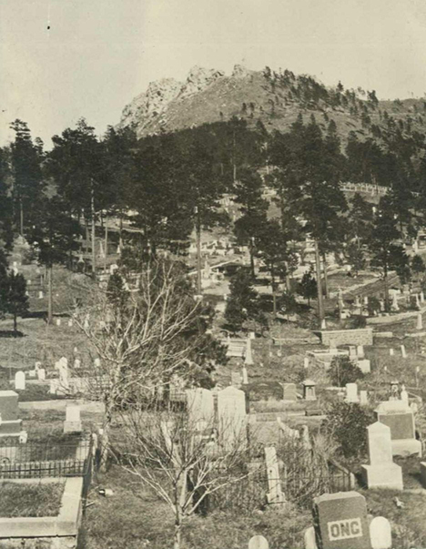 Mount Moriah Cemetary - Deadwood, SD
