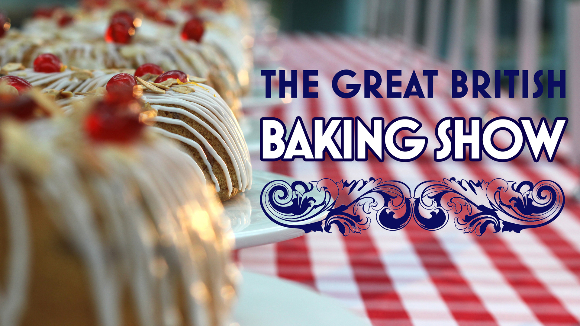 The Great British Baking Show: Friday Jul 22nd at 8pm Alternative Ingredients