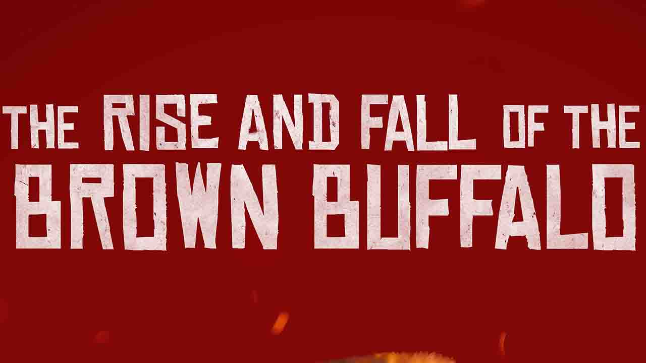 Rise and Fall of the Brown Buffalo