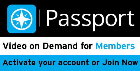 Become a Passport member for videos on demand!
