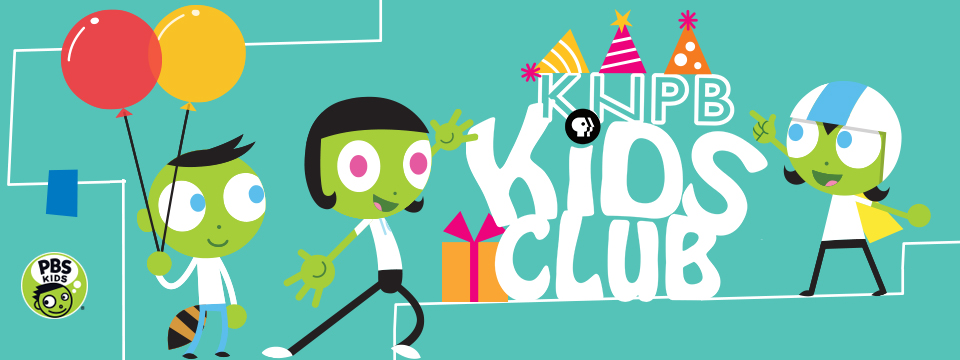 KNPB Kids Club Birthday Club