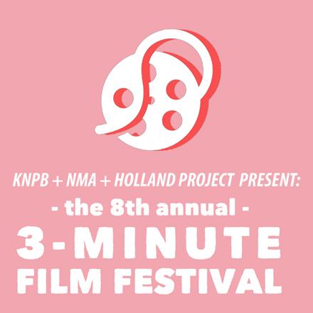 The 8th Annual 3-Minute Film Festival