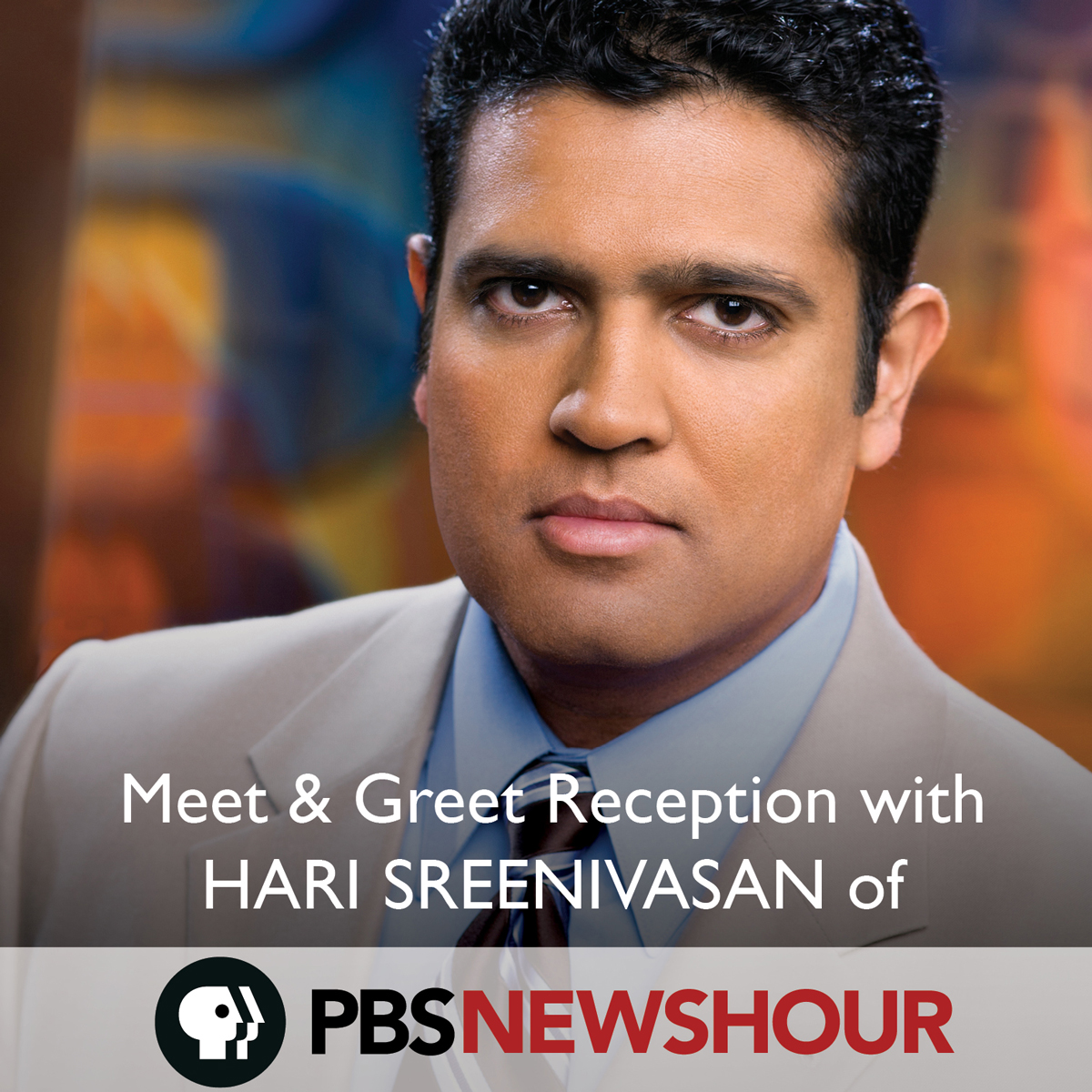 KNPB Meet & Greet with Hari Sreenivasan of PBS NewsHour
