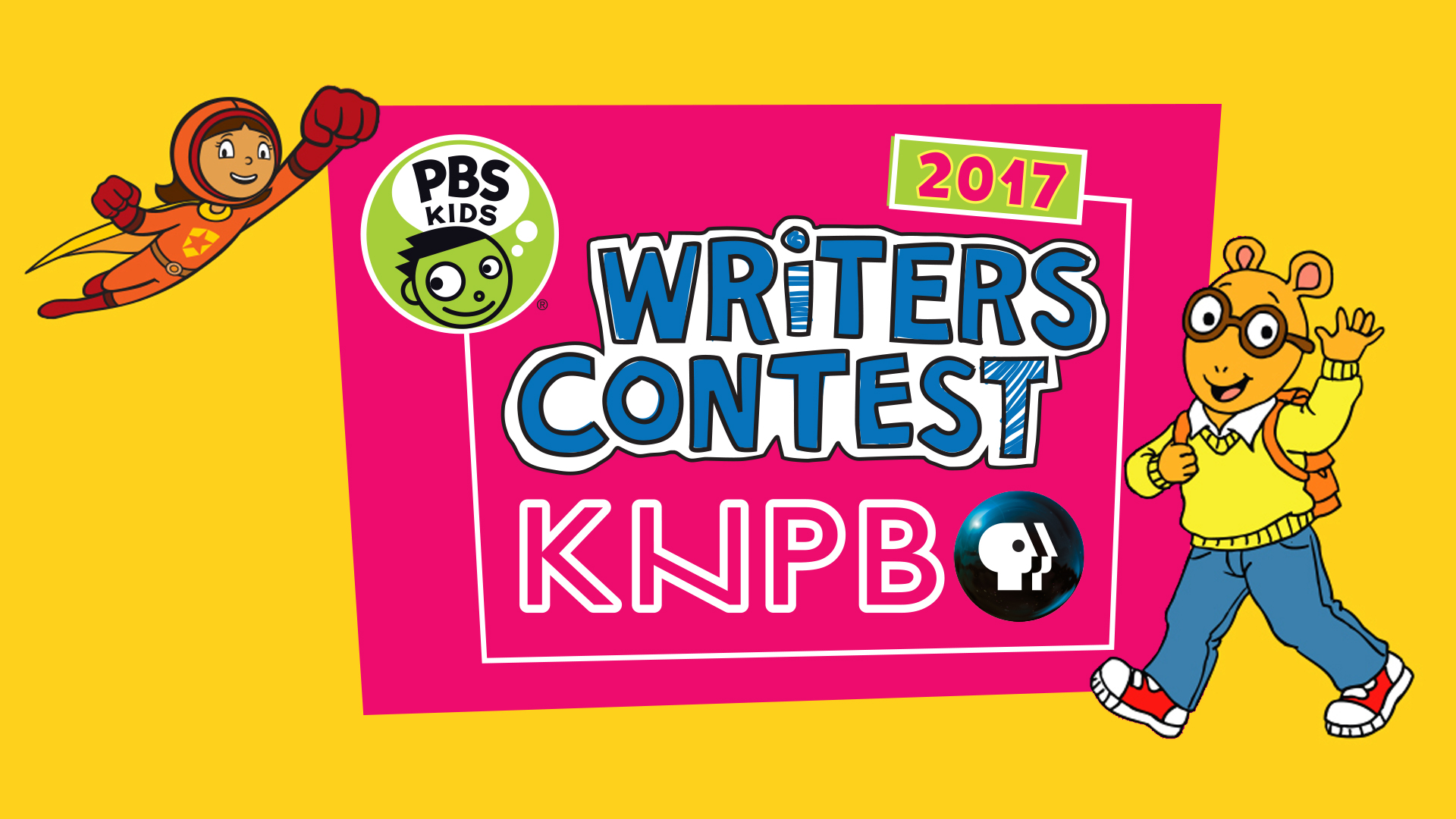KNPB PBS KIDS Writers Contest