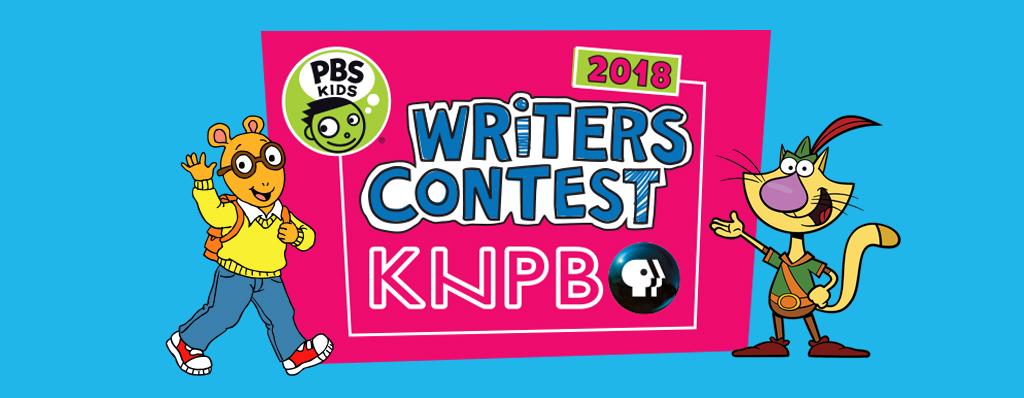 KNPB PBS KIDS Writers Contest