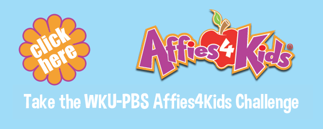 Take The Affies4Kids Challenge