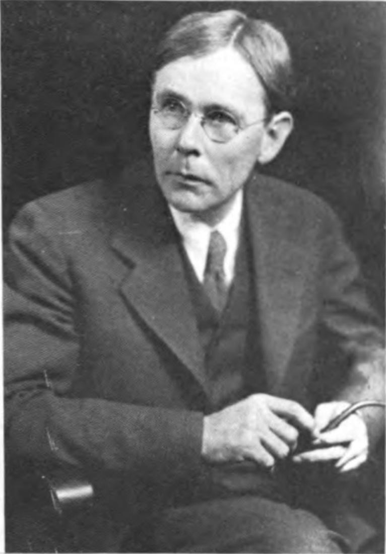 John Collier in 1933.
