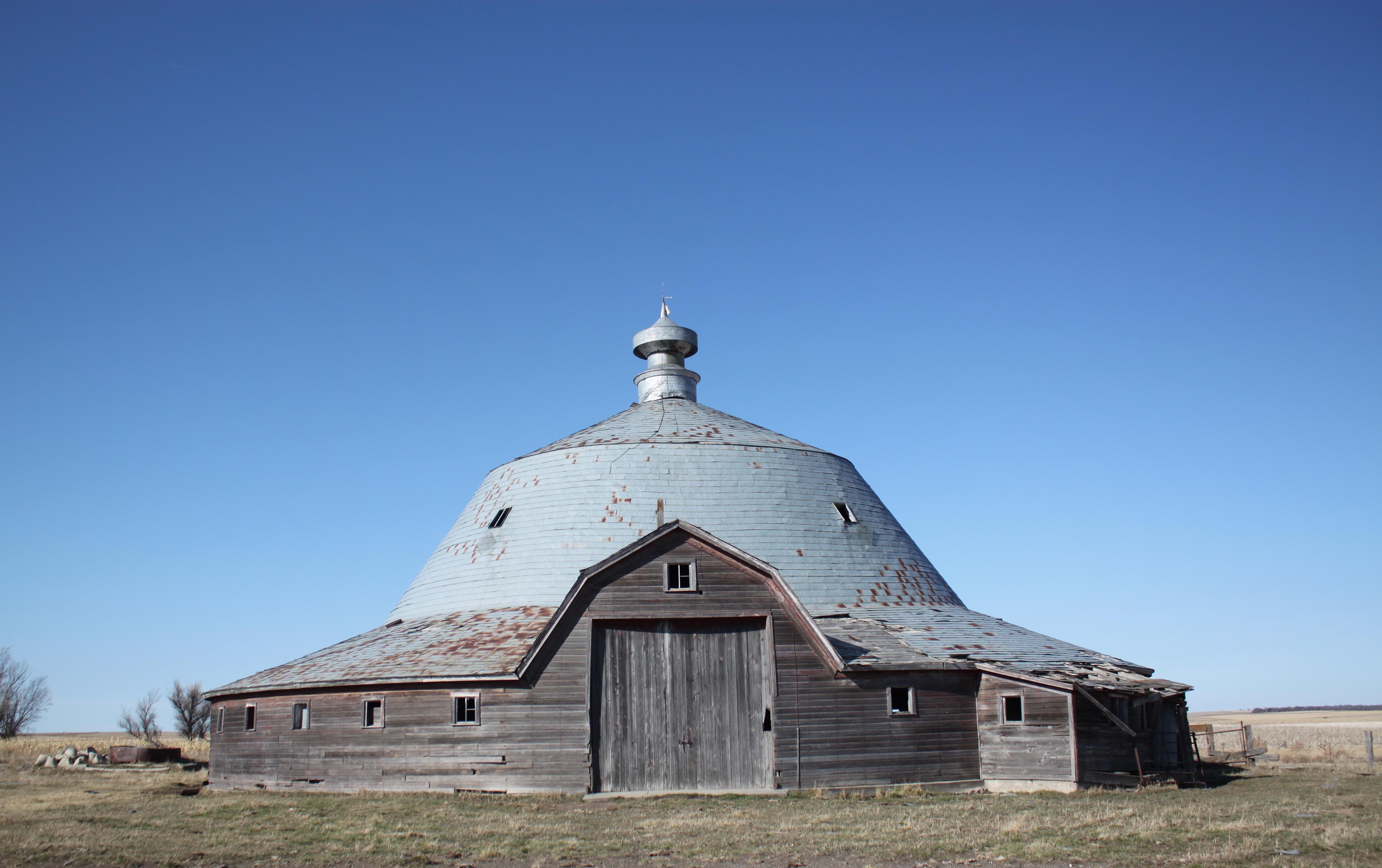 Corson Emminger Round Barn