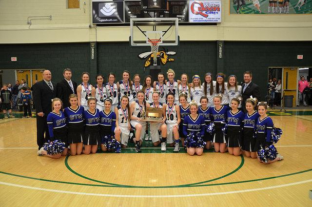 Girls A State Basketball DVD