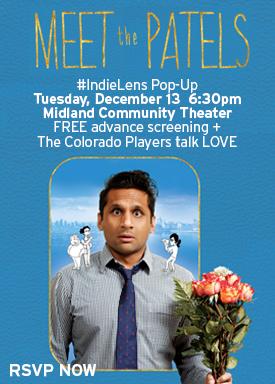 IndieLens Pop-Up Meet The Patels