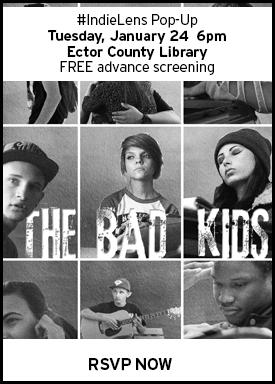 Indie Lens Pop-Up: The Bad Kids
