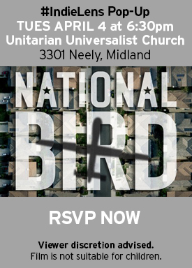Indie Lens Pop-Up: National Bird