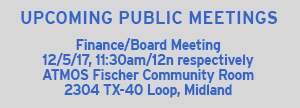 Upcoming Board Meeting Date 120517