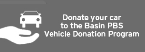 Donate a car to Basin PBS