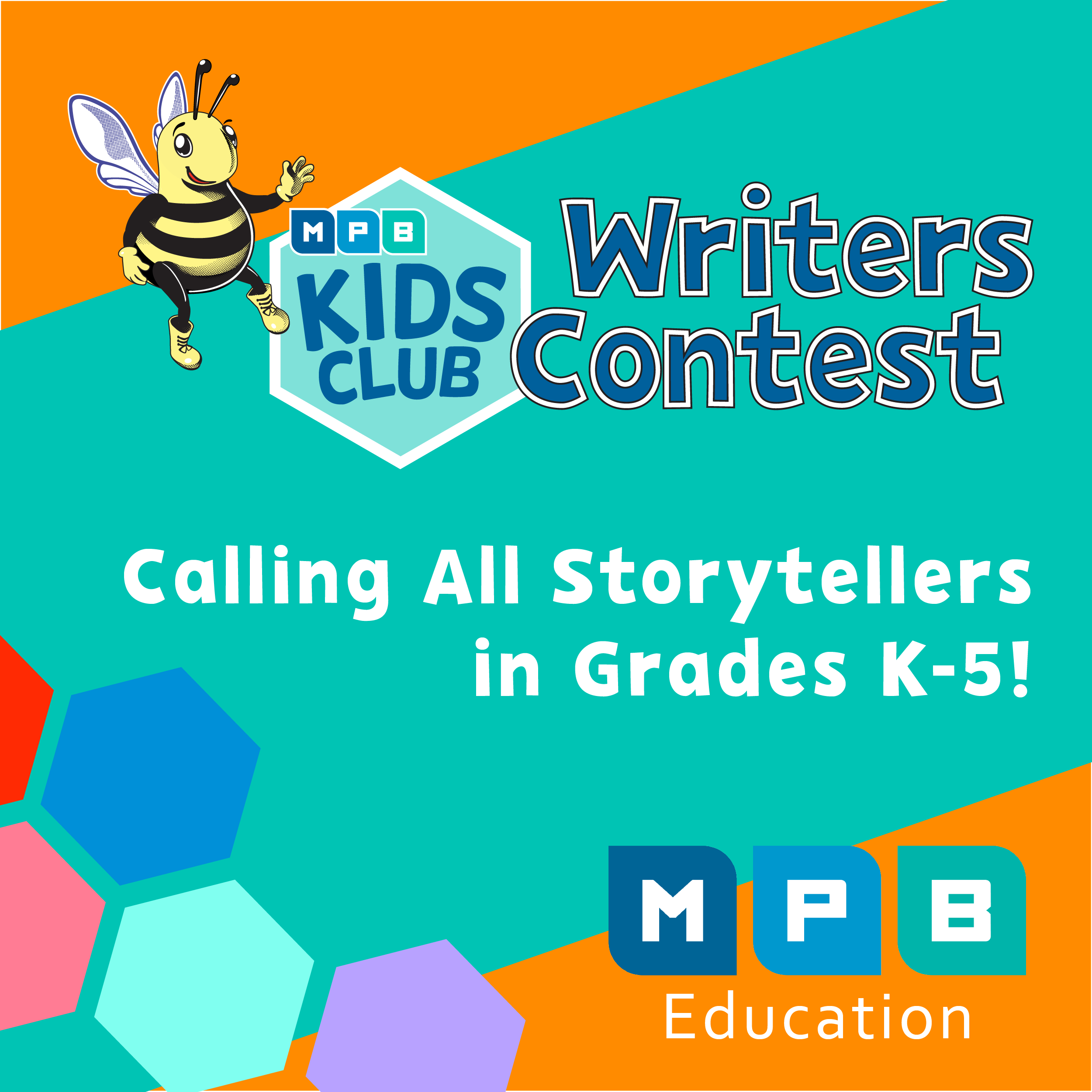 Enter the MPB Kids Club 2018 Writers Contest!