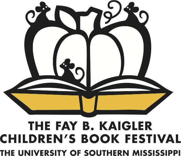 Fay B. Kaigler Children's Book Festival Logo Partner for The Great American Read
