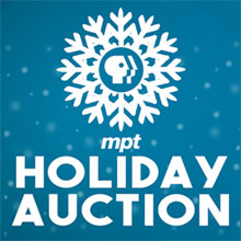 MPT Holiday Auction, Nov 5-13, 2016