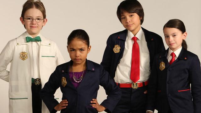 New Series 'Odd Squad'