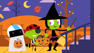 Halloween Themed Programming