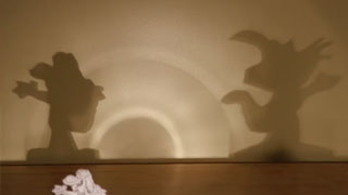 Nature Cat: Shadow Play