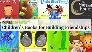 Children's Books for Building Friendships
