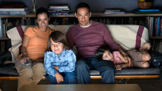 The Magical Effect of Watching TV With Your Child