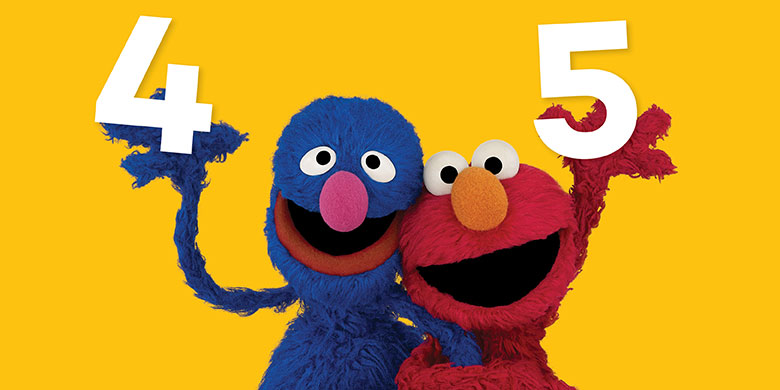 Sesame Street's new season!