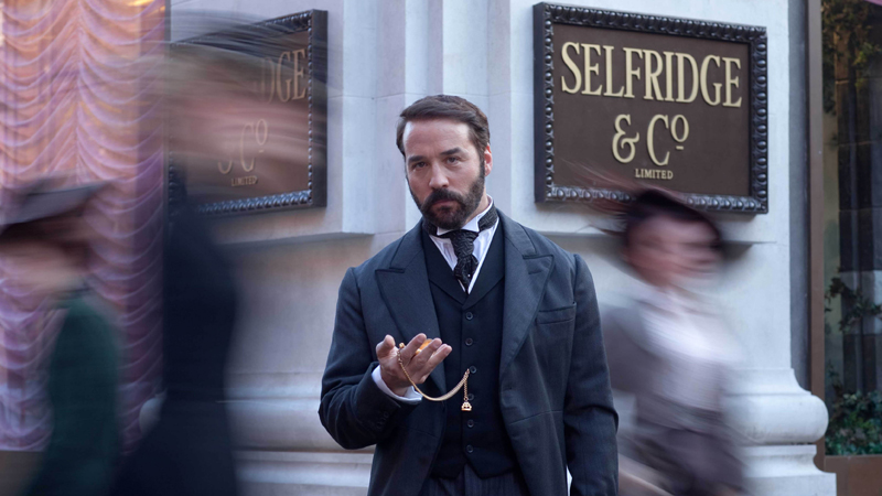 MASTERPIECE CLASSIC: Mr. Selfridge, Season 1