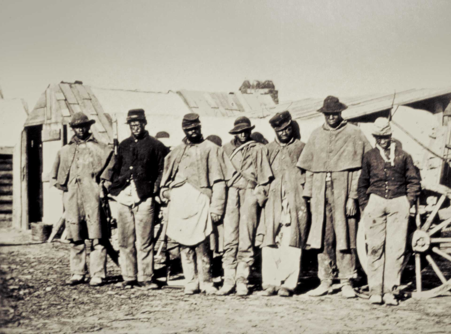 Behind the Lens | Slavery and the Civil War
