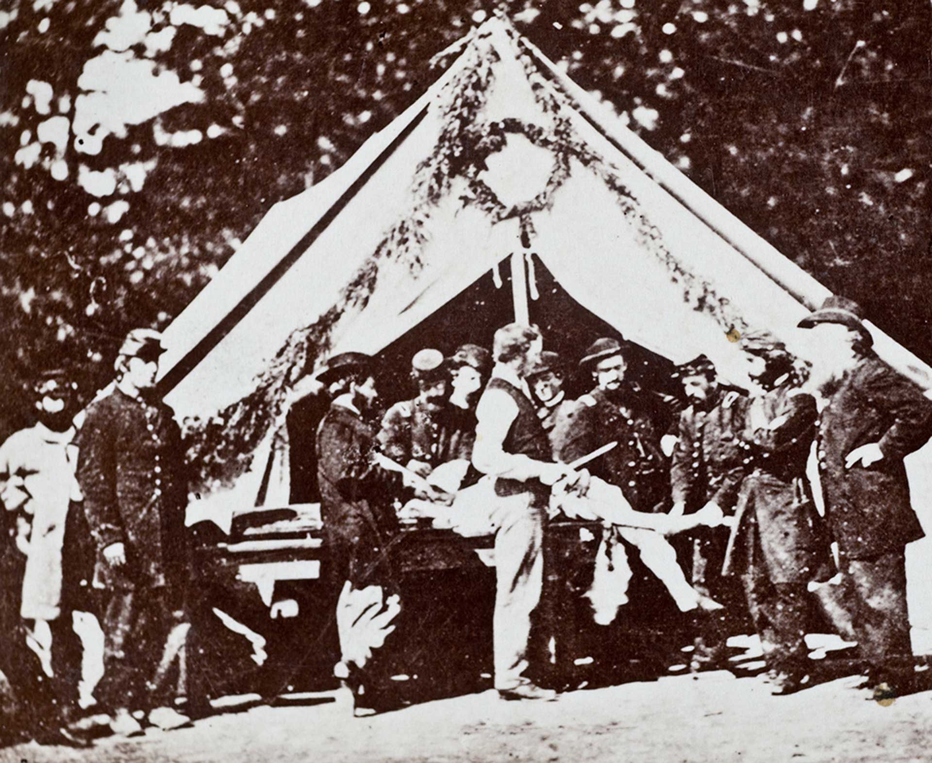 Behind the Lens | Surgery in the Civil War