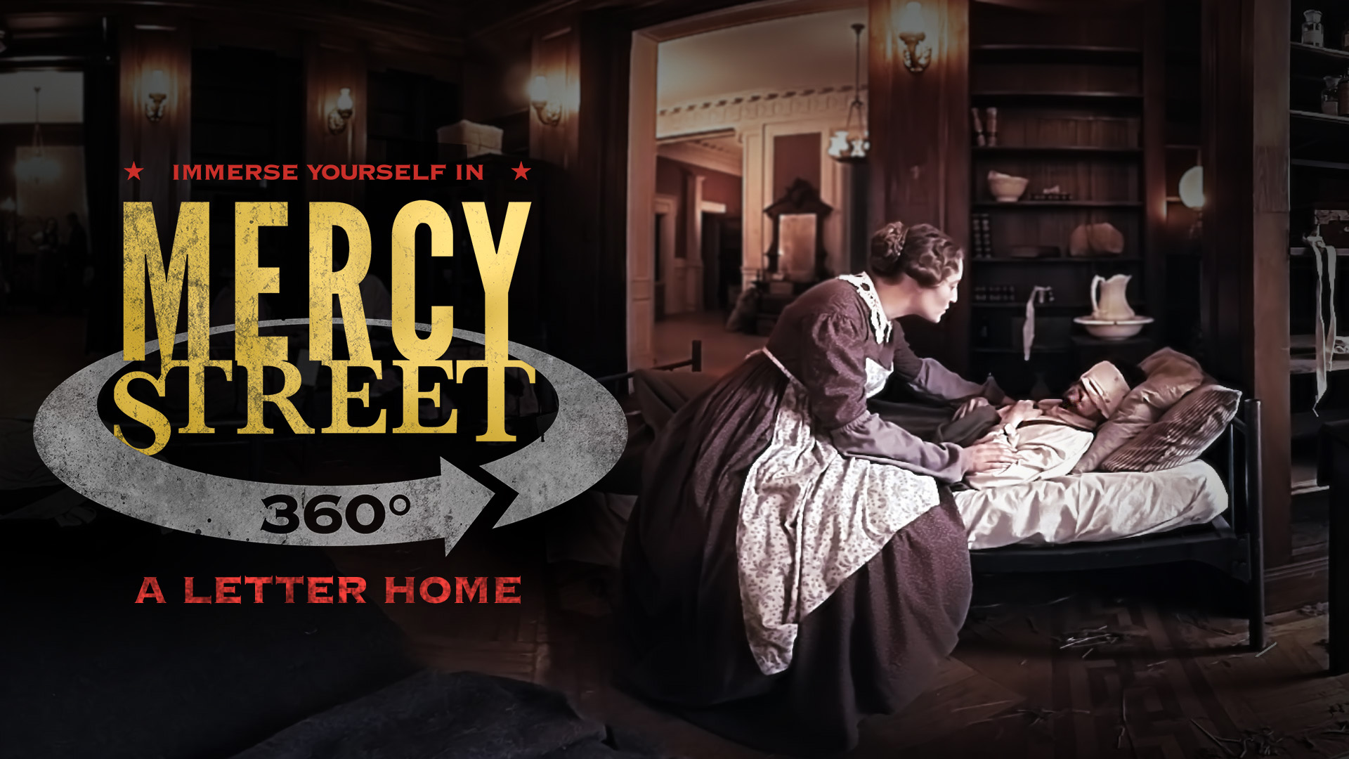 Mercy Street A Letter Home