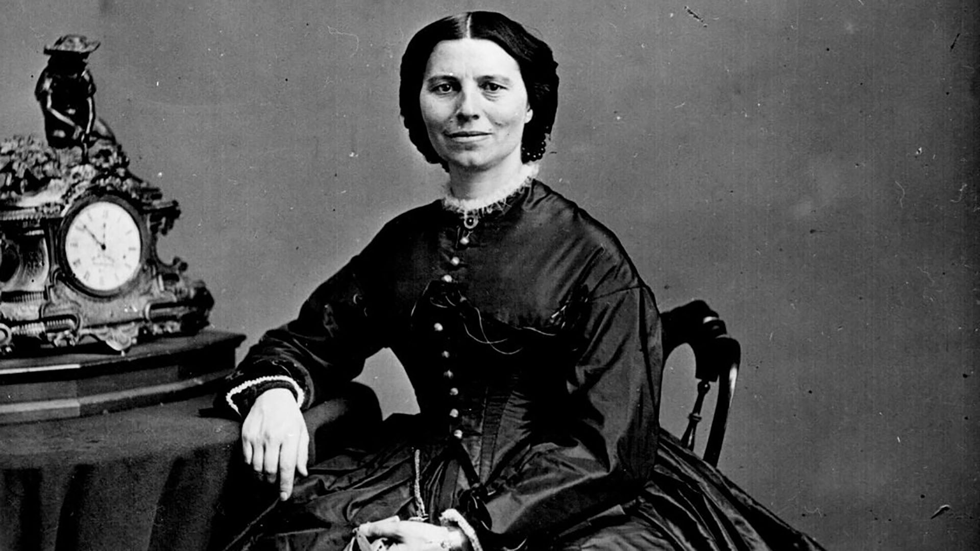 The Real Clara Barton