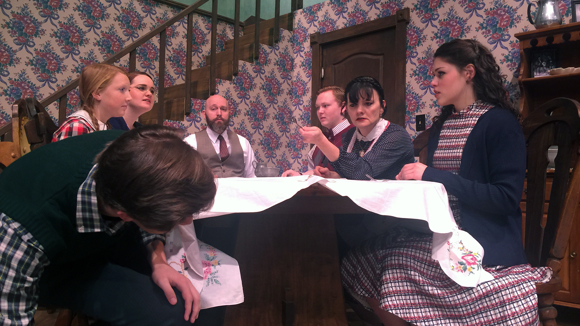 Young star of ALT's 'Brighton Beach Memoirs' brings depth, focus to role, costars say