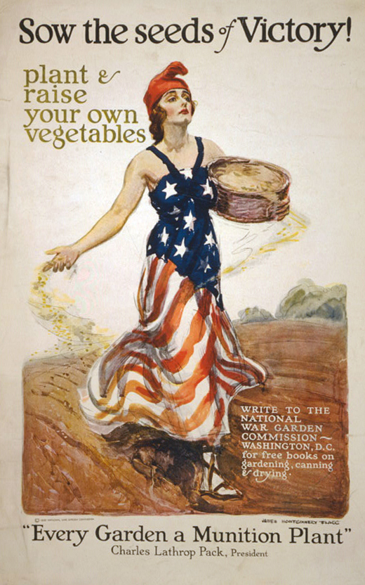 """Wartime artifacts such as this poster and other World War I memorabilia will be featured in """"Doughboys & Home Folks."""""""