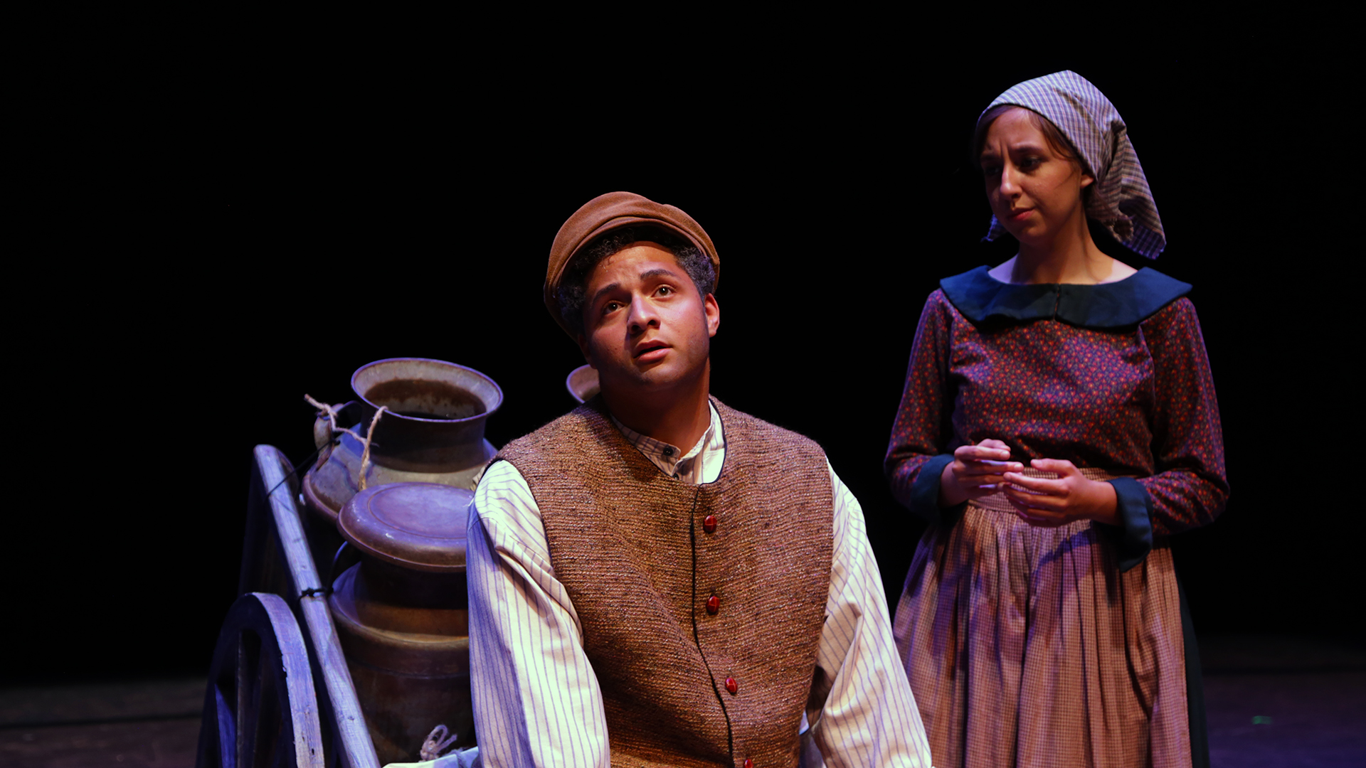 Summer Youth Musical hits the roof with 'Fiddler'