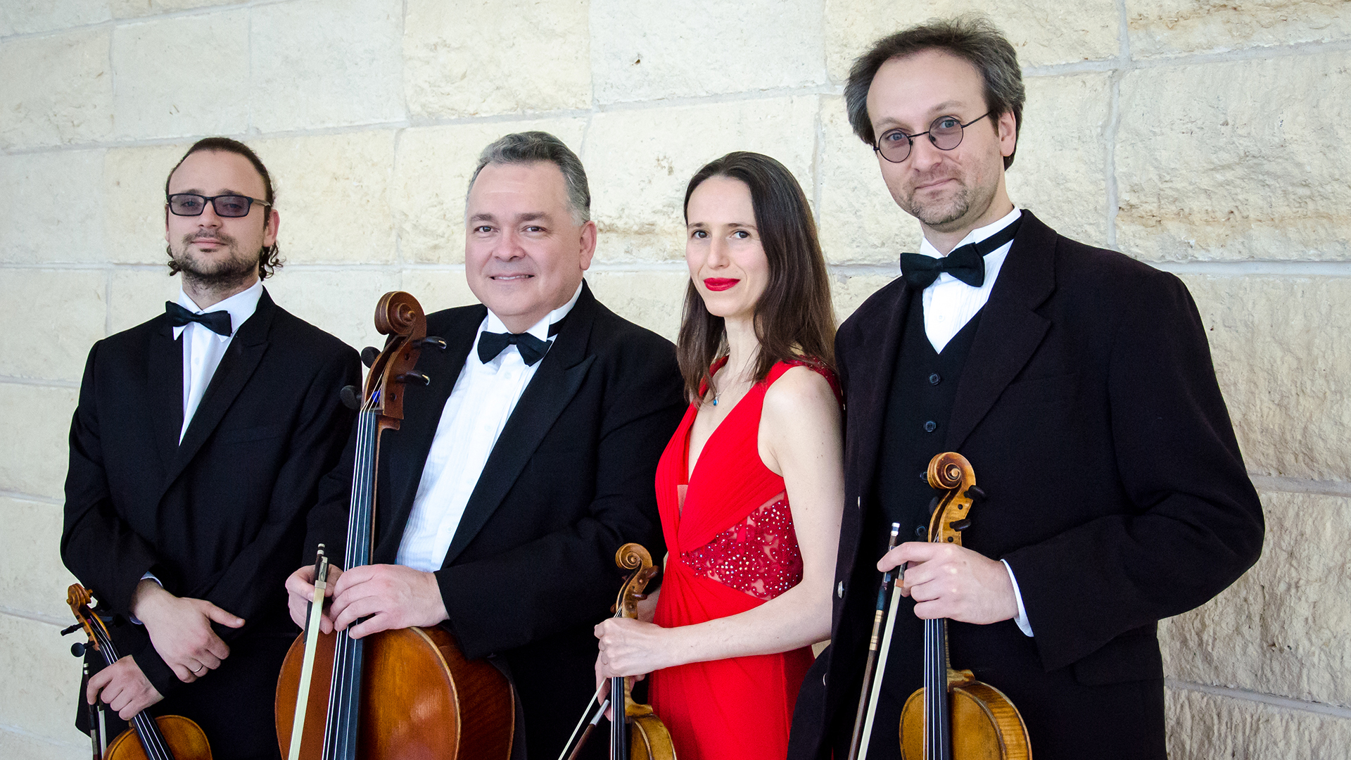 Harrington String Quartet to open season Friday