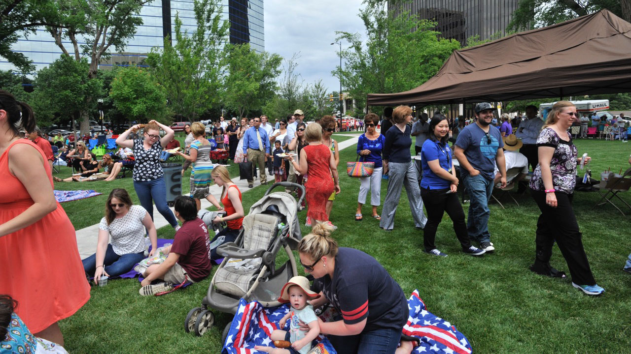 Outdoor concert season in Amarillo and Canyon begins May 31