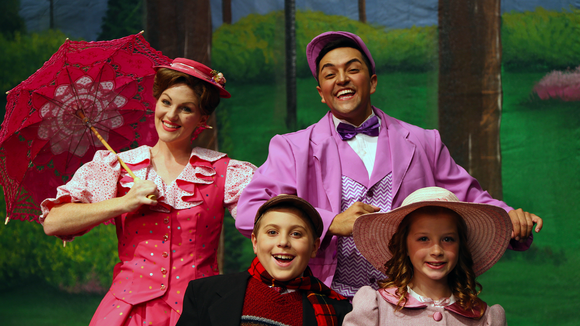 Play Here's Activity Roundup for Sept. 28 to Oct. 5: 'Mary Poppins,' haunted houses, fundraisers, more