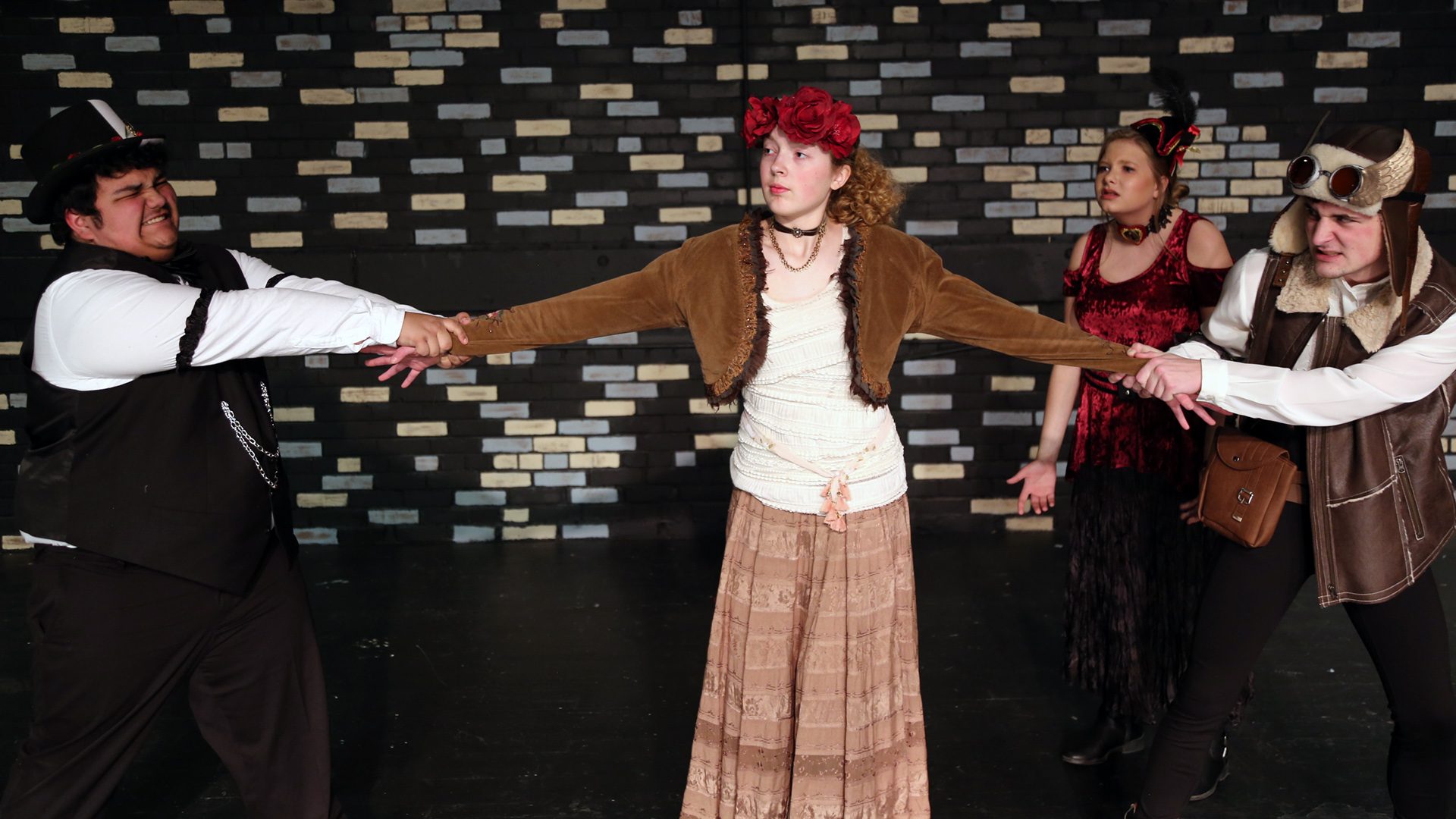AC Conservatory students will stage steampunk version of 'Midsummer Night's Dream'