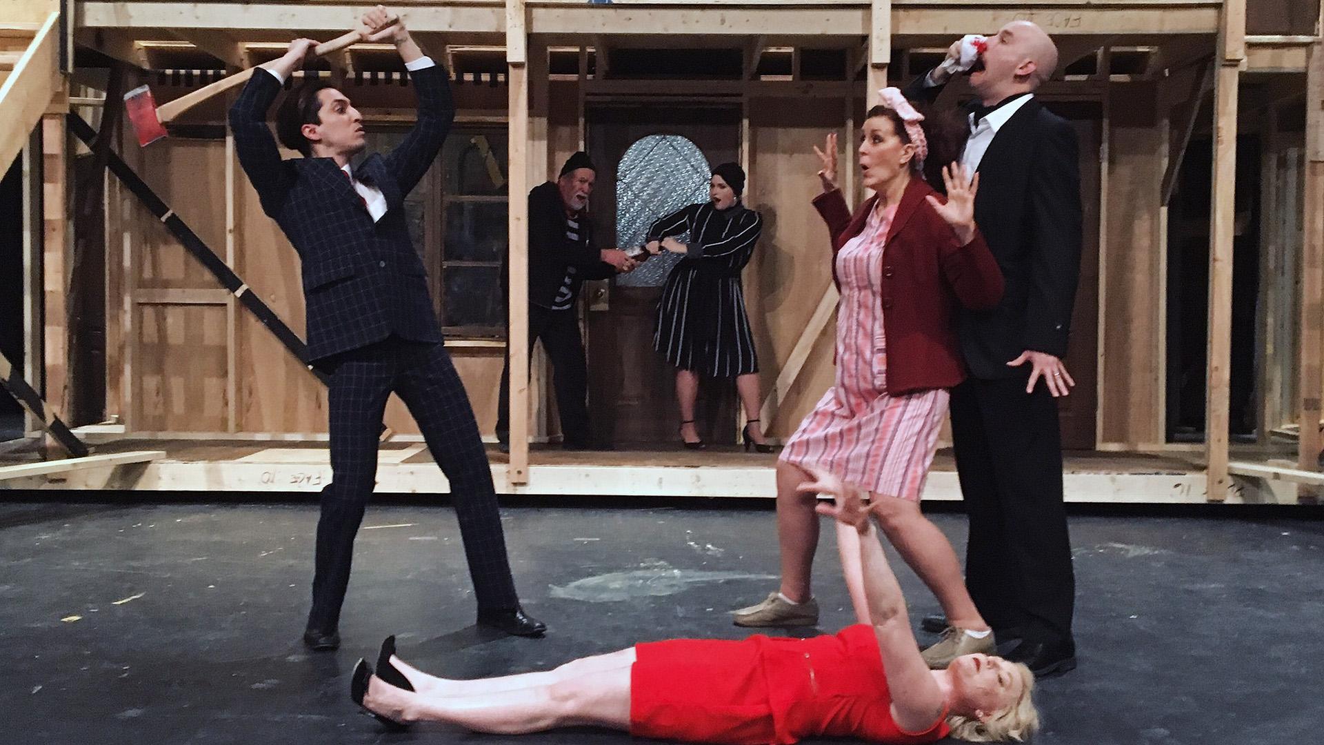 ALT to revive beloved backstage farce 'Noises Off'