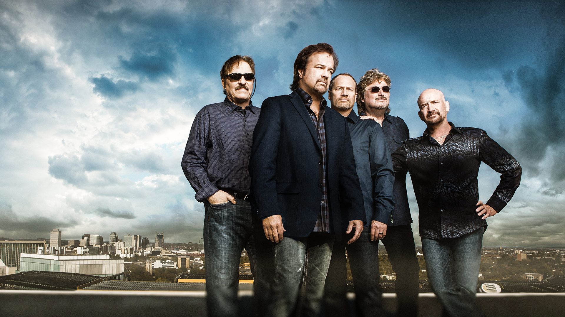Restless Heart's Larry Stewart on the band's relationship with Texas and his decision to perform for Trump inauguration