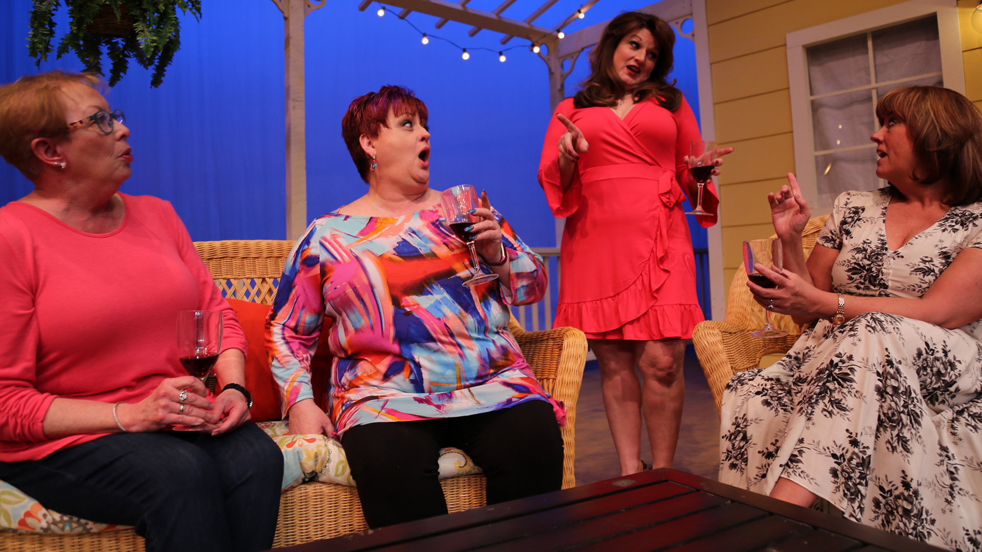 Sisterhood sprouts in ALT's 'Savannah Sipping Society'